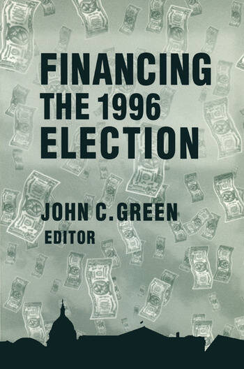Financing the 1996 Election book cover