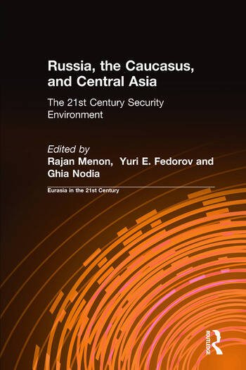 Russia, the Caucasus, and Central Asia book cover