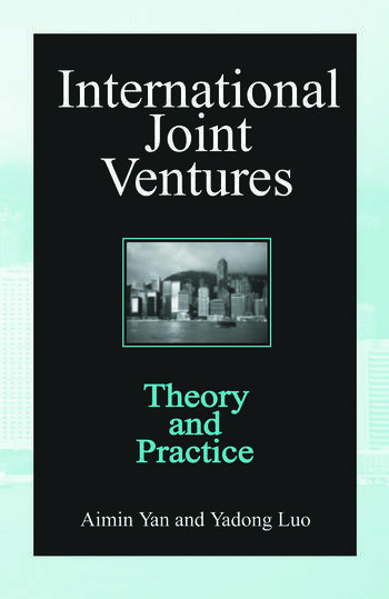 International Joint Ventures: Theory and Practice Theory and Practice book cover