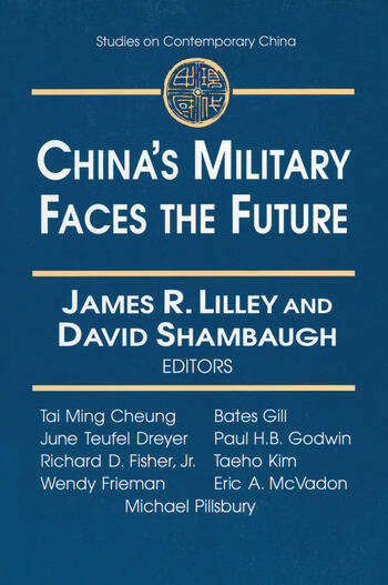 China's Military Faces the Future book cover