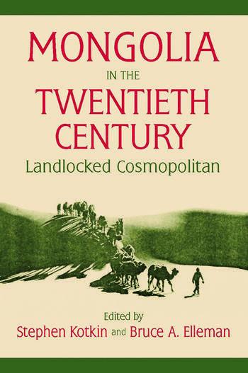 Mongolia in the Twentieth Century book cover