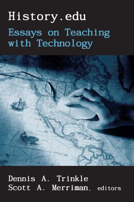 History.edu Essays on Teaching History with Technology book cover