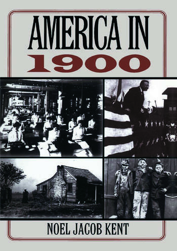 America in 1900 book cover