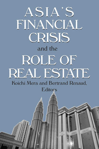 Asia's Financial Crisis and the Role of Real Estate book cover