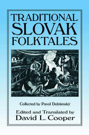 Traditional Slovak Folktales book cover