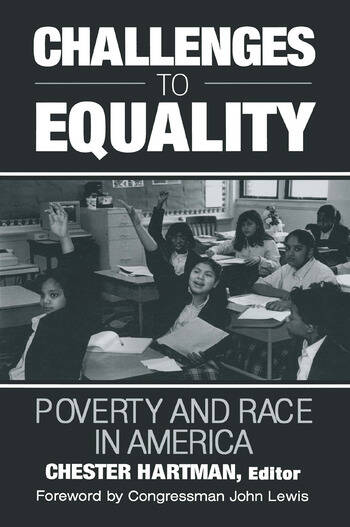 Challenges to Equality: Poverty and Race in America Poverty and Race in America book cover