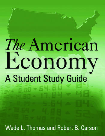 The American Economy: A Student Study Guide A Student Study Guide book cover