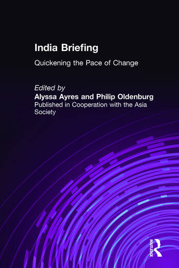 India Briefing 2001 book cover