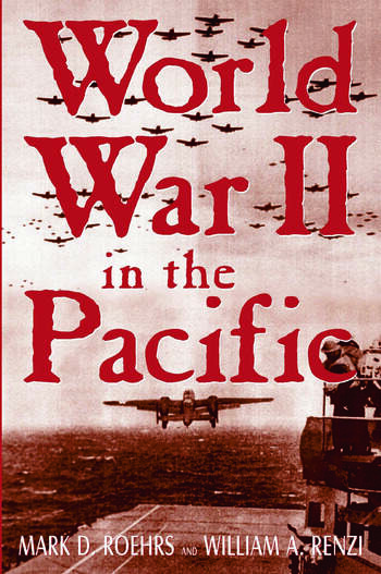 World War II in the Pacific book cover