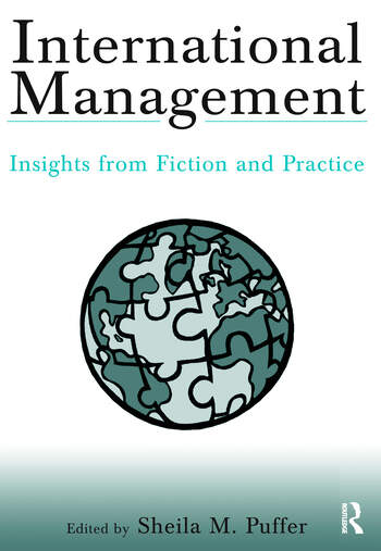 International Management: Insights from Fiction and Practice Insights from Fiction and Practice book cover