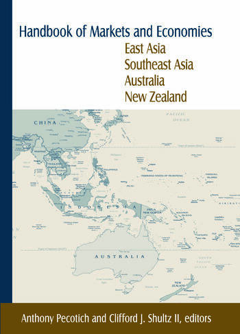Map Of Southeast Asia Australia And New Zealand.Handbook Of Markets And Economies East Asia Southeast Asia