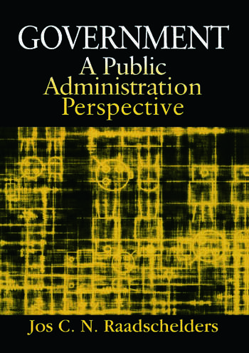 Government: A Public Administration Perspective A Public Administration Perspective book cover