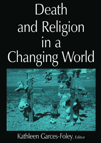 Death and Religion in a Changing World book cover