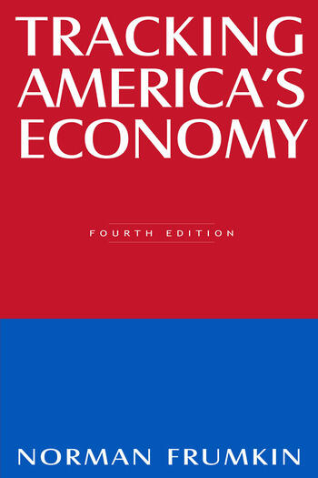 Tracking America's Economy book cover