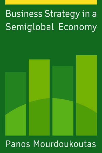 Business Strategy in a Semiglobal Economy book cover