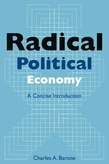 Radical Political Economy: A Concise Introduction A Concise Introduction book cover