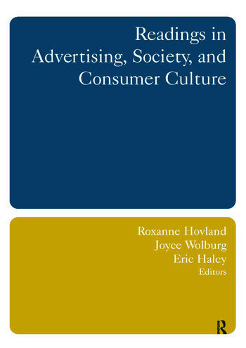 Readings in Advertising, Society, and Consumer Culture book cover
