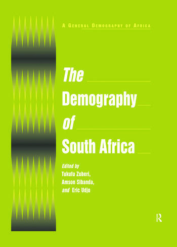 The Demography of South Africa book cover