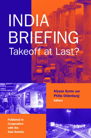 India Briefing Takeoff at Last? book cover
