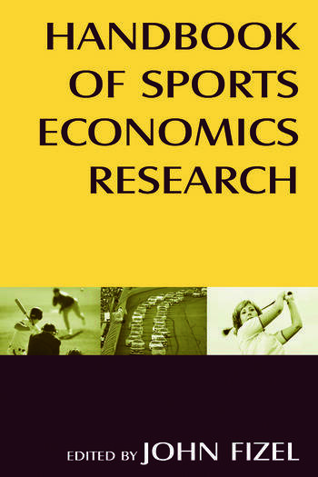 Handbook of Sports Economics Research book cover