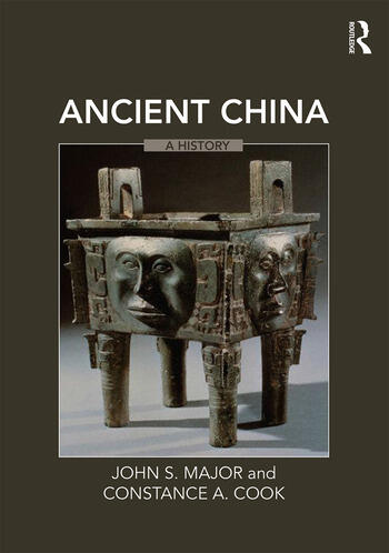 Ancient China A History book cover