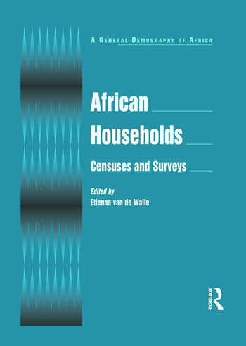 African Households: Censuses and Surveys Censuses and Surveys book cover