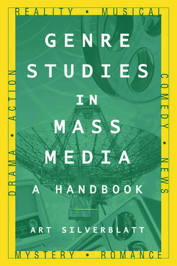 Genre Studies in Mass Media: A Handbook A Handbook book cover