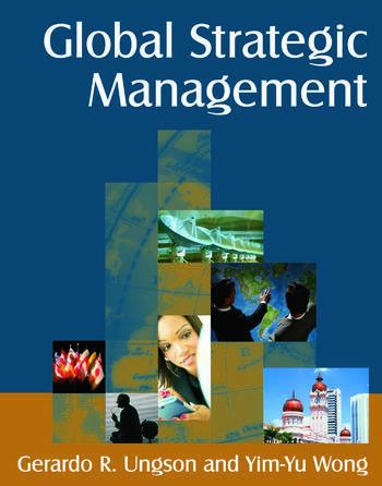Global Strategic Management book cover
