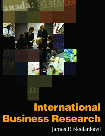 International Business Research book cover