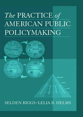 The Practice of American Public Policymaking book cover