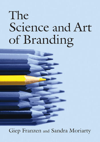 The Science and Art of Branding book cover