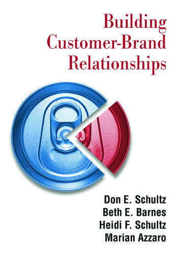 Building Customer-brand Relationships book cover