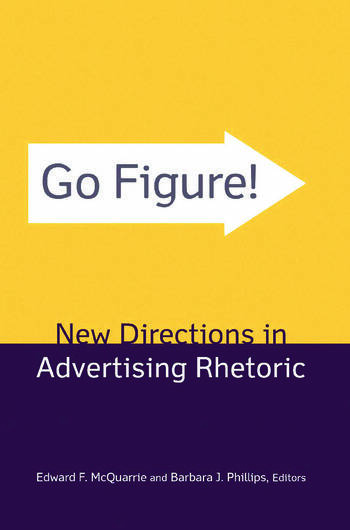 Go Figure! New Directions in Advertising Rhetoric book cover