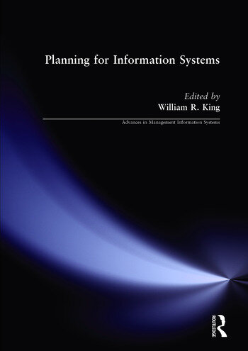 Planning for Information Systems book cover