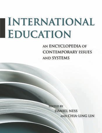International Education An Encyclopedia of Contemporary Issues and Systems book cover