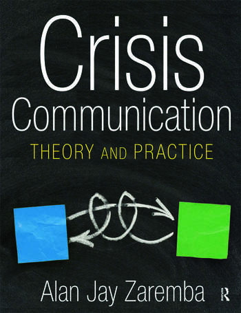 Crisis Communication Theory and Practice book cover