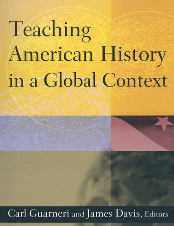 Teaching American History in a Global Context book cover