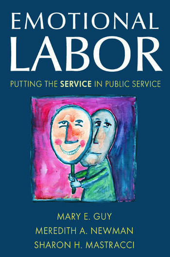 Emotional Labor: Putting the Service in Public Service Putting the Service in Public Service book cover