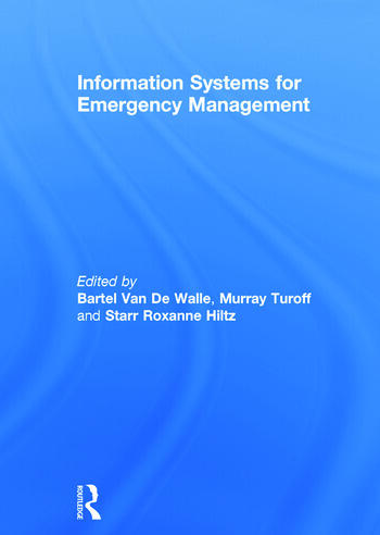 Information Systems for Emergency Management book cover