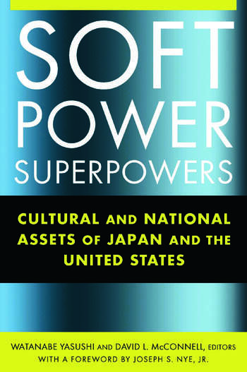 Soft Power Superpowers book cover