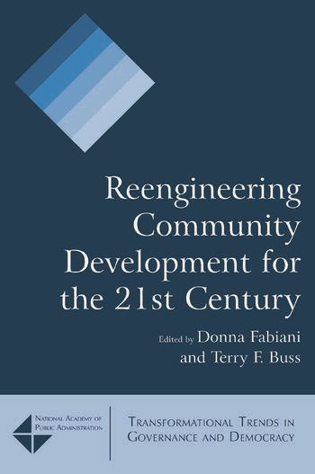 Reengineering Community Development for the 21st Century book cover
