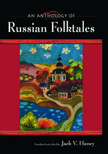 An Anthology of Russian Folktales book cover