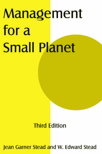 Management for a Small Planet book cover