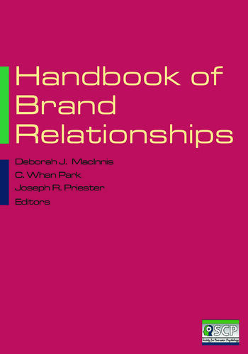Handbook of Brand Relationships book cover