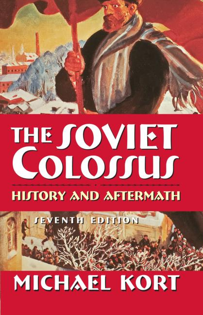 The Soviet Colossus History and Aftermath book cover