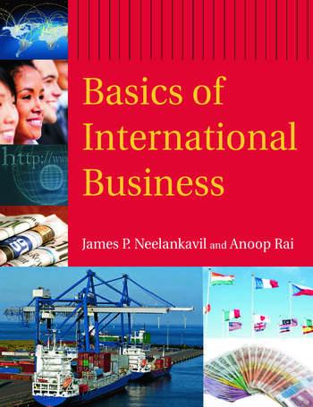 Basics of International Business book cover