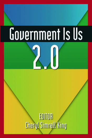 Government is Us 2.0 book cover