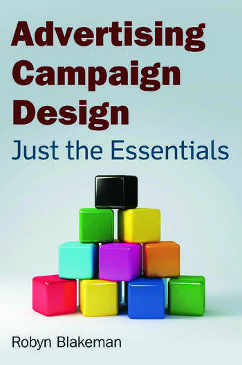 Advertising Campaign Design Just the Essentials book cover