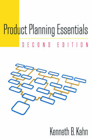 Product Planning Essentials book cover