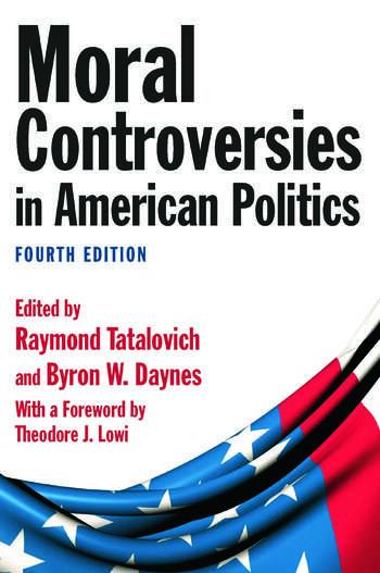 Moral Controversies in American Politics book cover